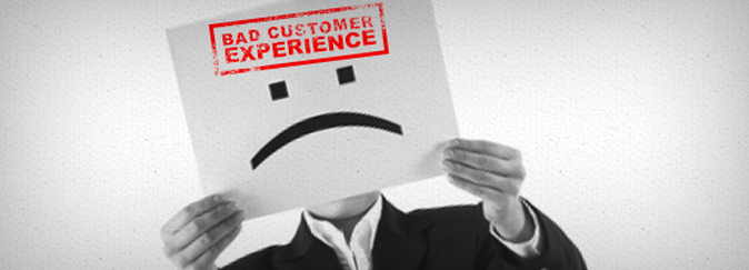essay on bad customer service